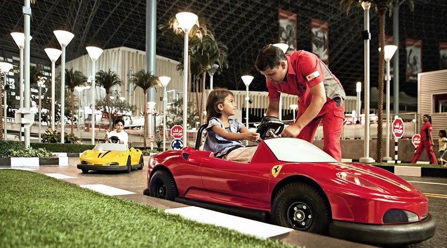 Nơi những em nhỏ được thỏa đam mê của mình đi du lịch Dubai