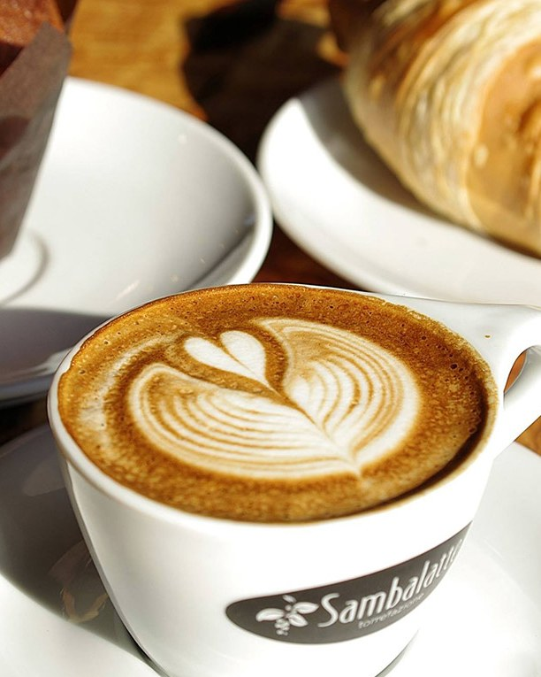 Sự cuốn hút từ những cốc cà phê trên nước Mỹ những địa điểm ăn uống ở Las Vegas