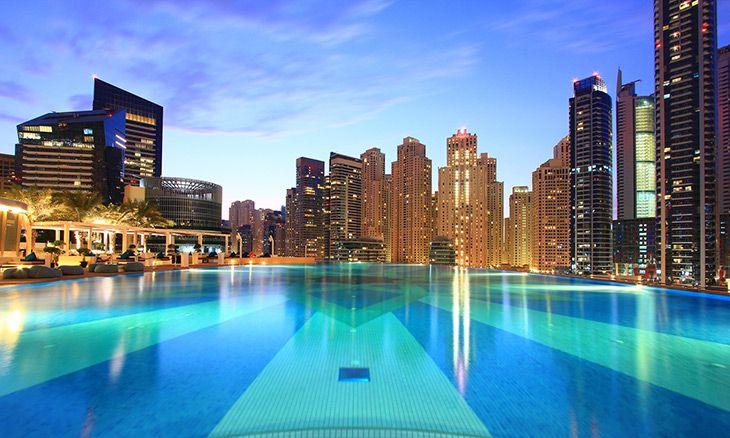 Tầm nhìn khoáng đạt, tự do nơi này du lịch Dubai