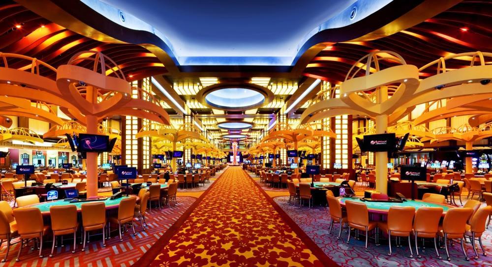 Những sòng bạc xa hoa, hào nhoáng là đặc trưng của thành phố này khám phá Las Vegas