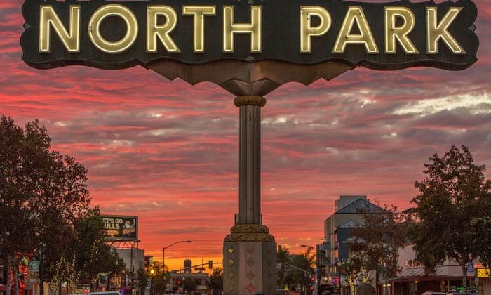 North Park - thiên đường men say