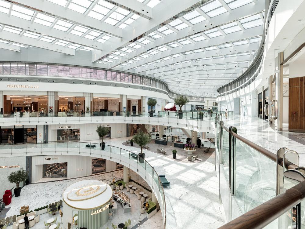 Một góc gây nhớ nhung khác của Dubai Mall thiên đường mua sắm ở Dubai