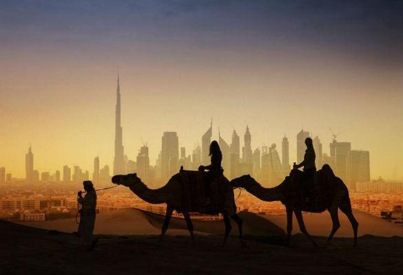 Giống như thành phố của nó, ẩm thực Dubai cũng muôn phần tuyệt diệu