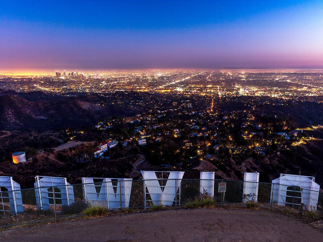 Kinh đô điện ảnh Hollywood - tour du lịch Mỹ