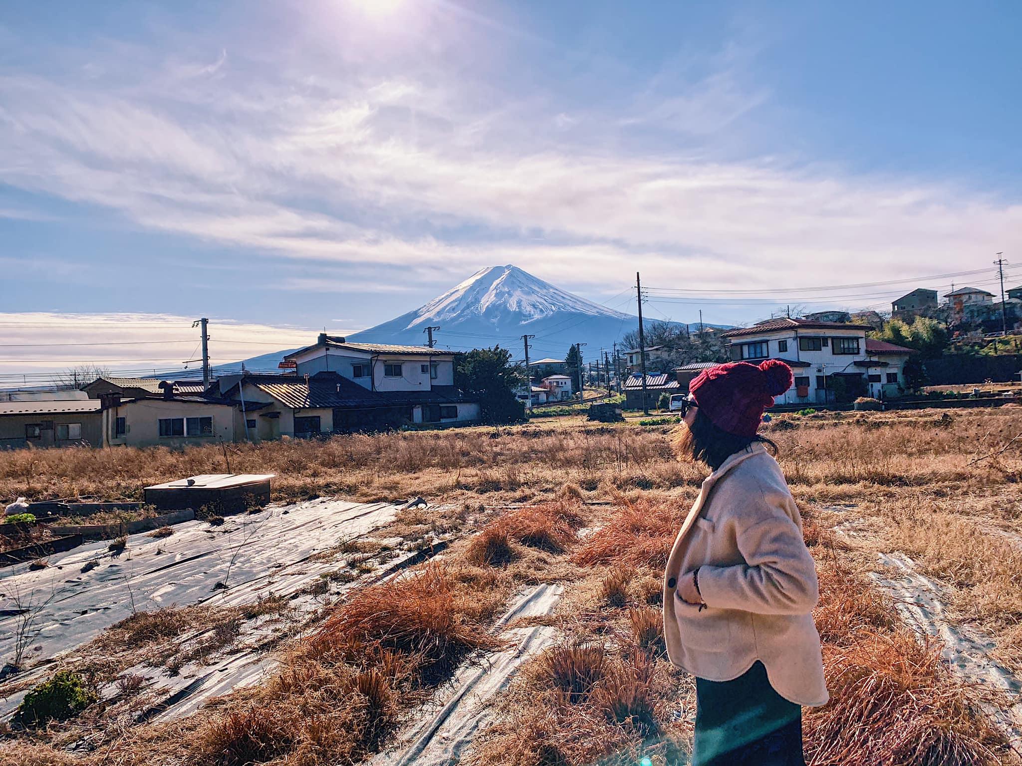 Chill một chút với đất trời, thiên nhiên Nhật Bản
