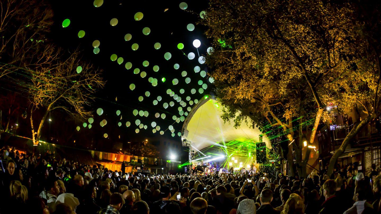 Lễ hội âm nhạc- nên du lịch nước Mỹ mùa nào