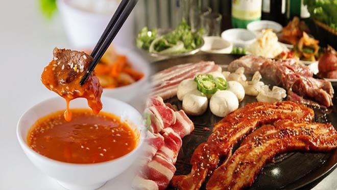 Những món sốt của nền ẩm thực Hàn làm nhiều người đê mê đi du lịch Hàn Quốc nên mua gì làm quà