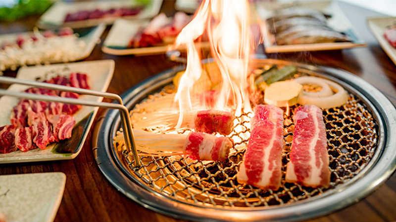 Thịt nướng Hàn Quốc nổi tiếng khắp Châu Á