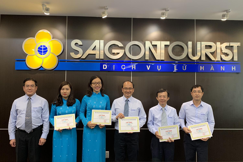 Công ty du lịch Sài Gòn Tourist - Công ty du lịch nào giá rẻ và tốt