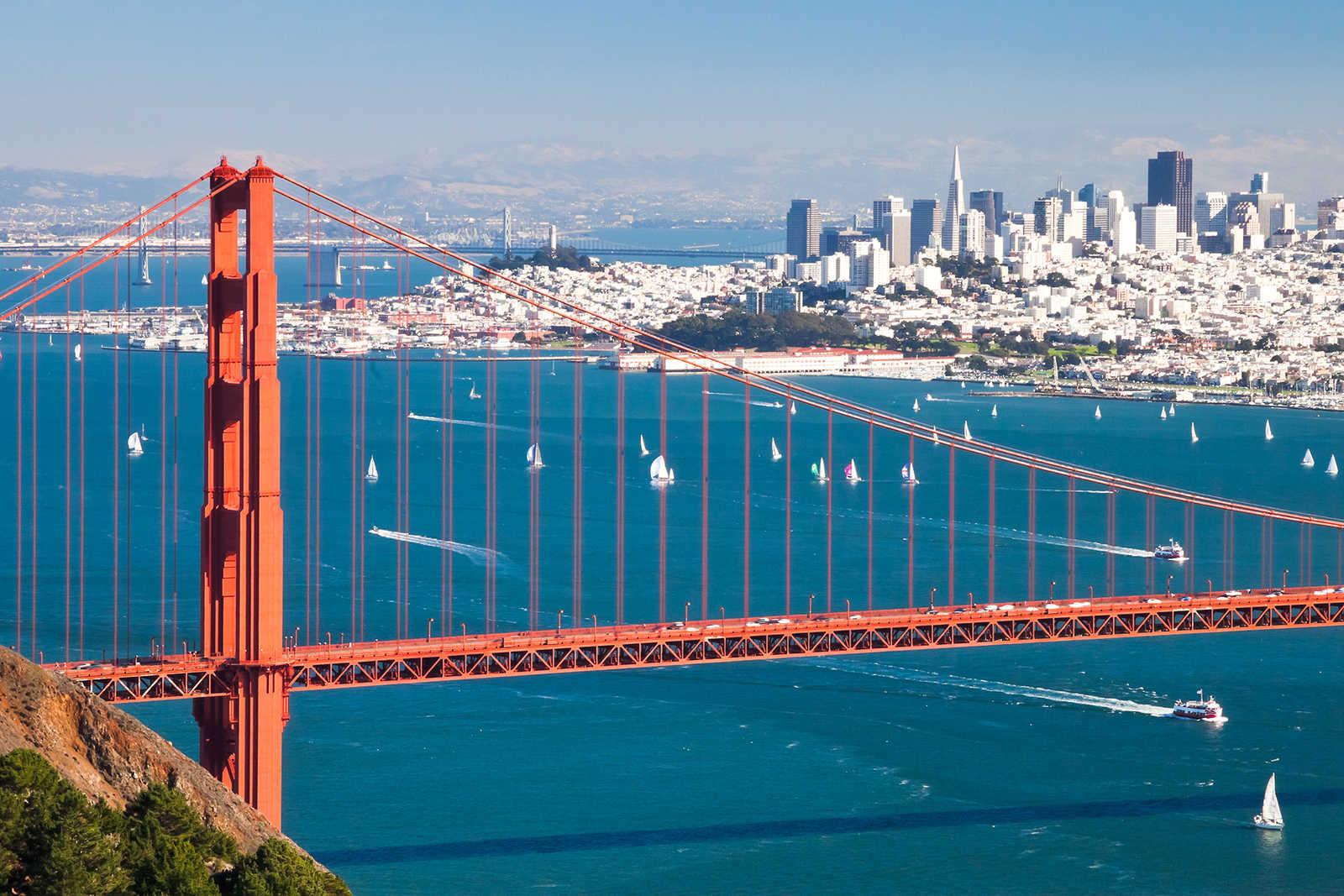 Cầu cổng vàng nổi tiếng thế giới