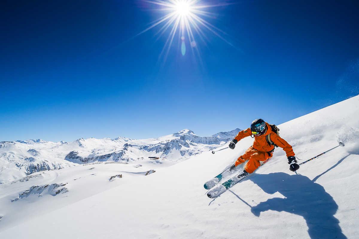 Trượt tuyết là một trải nghiệm tuyệt vời không thể bỏ qua
