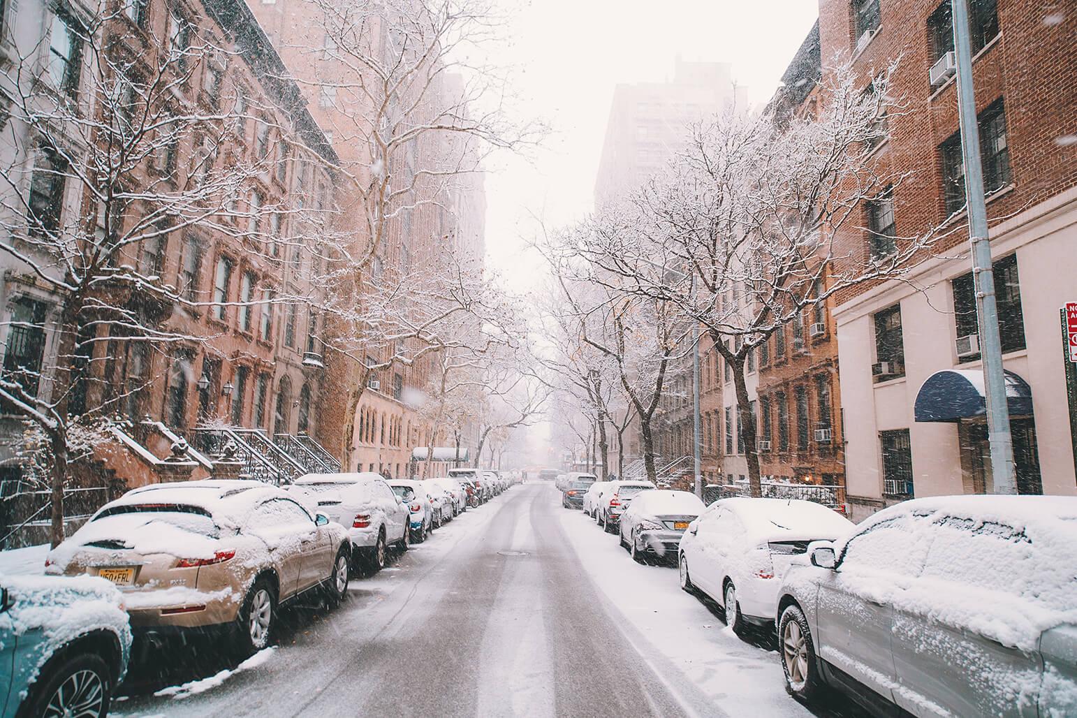 Mùa đông ở nước Mỹ
