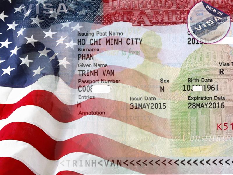 Xin visa đi du lịch Mỹ là tùy may
