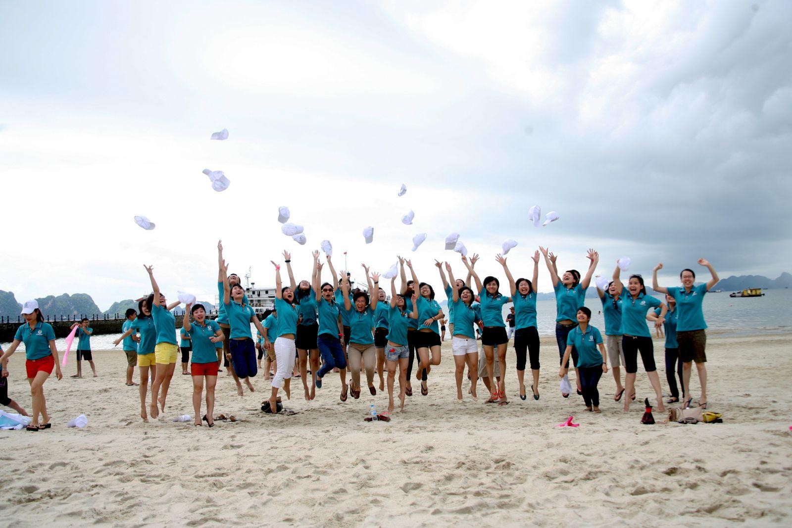 Hướng tới bảo vệ môi trường-Xu hướng tổ chức team building